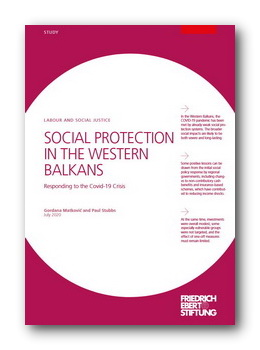 Social Protection in the Western Balkans – Responding to the COVID-19 Crisis